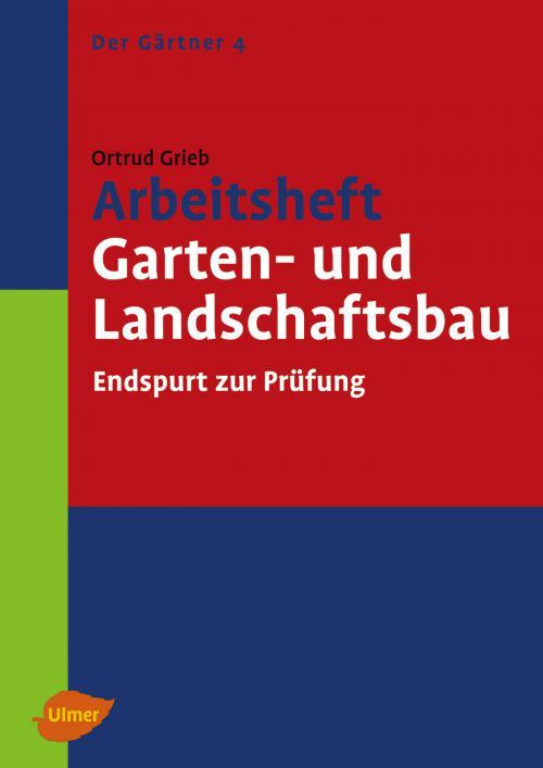 Arbeitsheft Garten- und Landschaftsbau cover