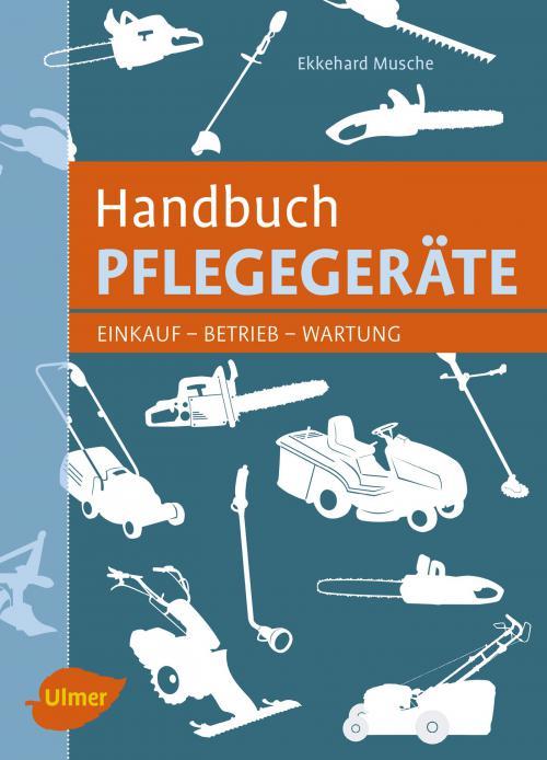 Handbuch Pflegegeräte cover