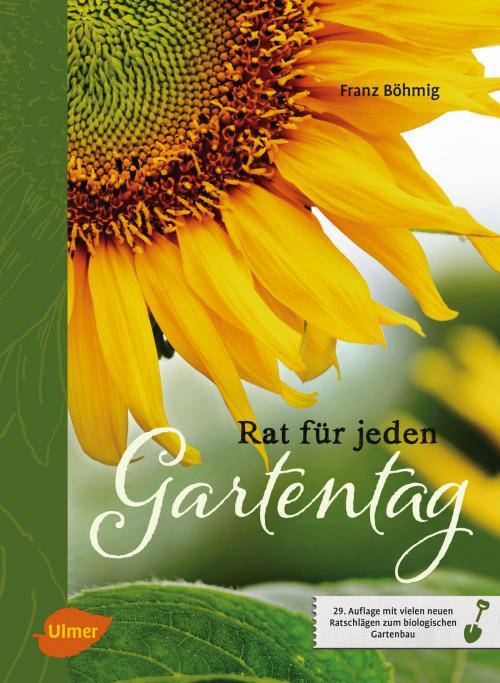 Rat für jeden Gartentag cover