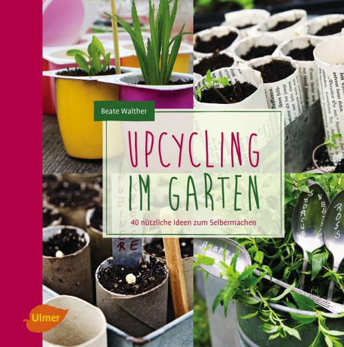 Upcycling im Garten cover
