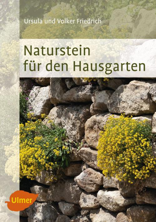 Naturstein für den Hausgarten cover