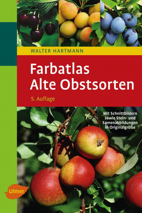 Farbatlas Alte Obstsorten cover