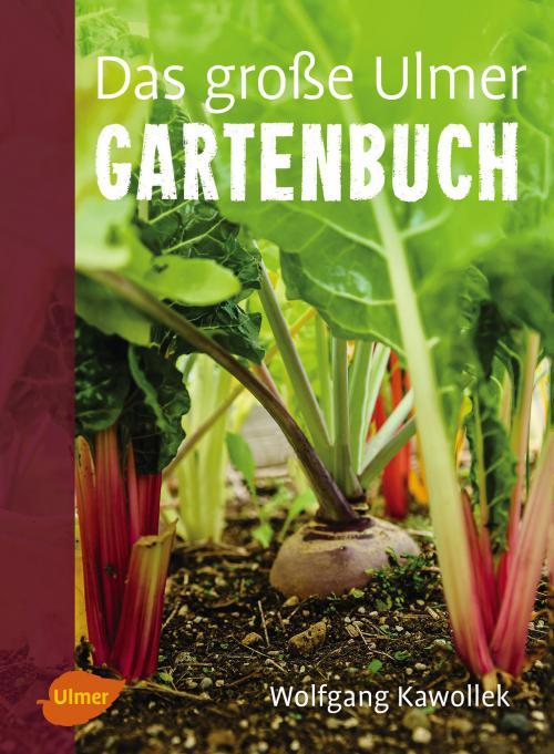 Das große Ulmer Gartenbuch cover