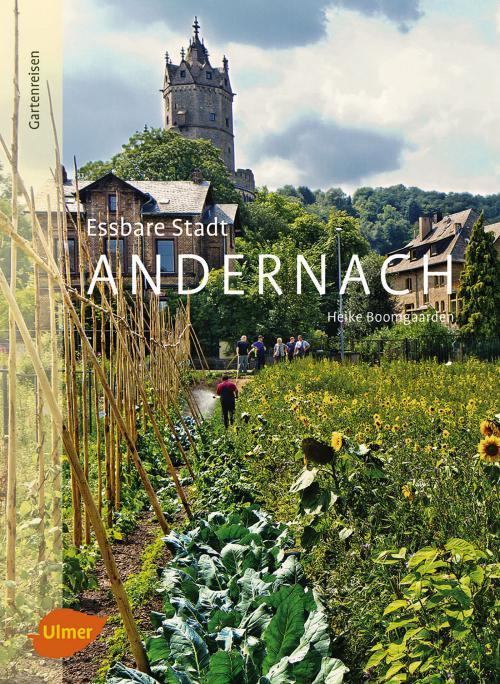 Essbare Stadt Andernach cover