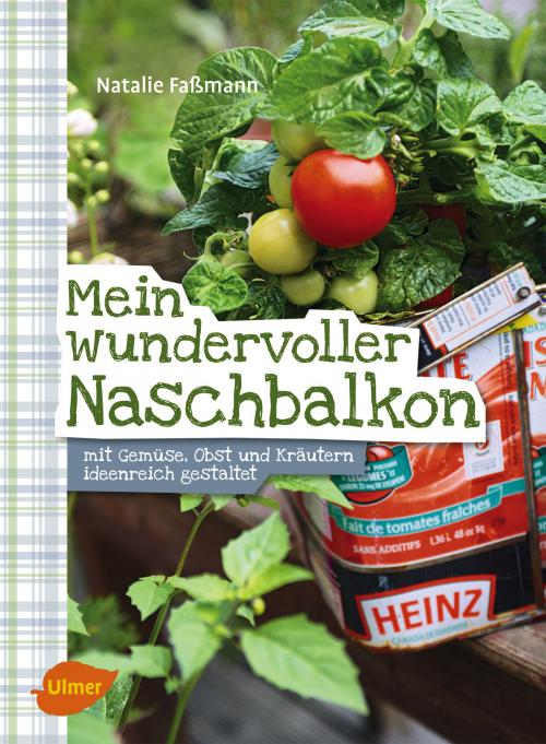 Mein wundervoller Naschbalkon cover