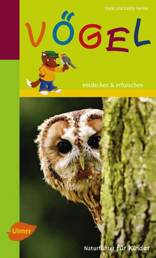 Naturführer für Kinder: Vögel cover