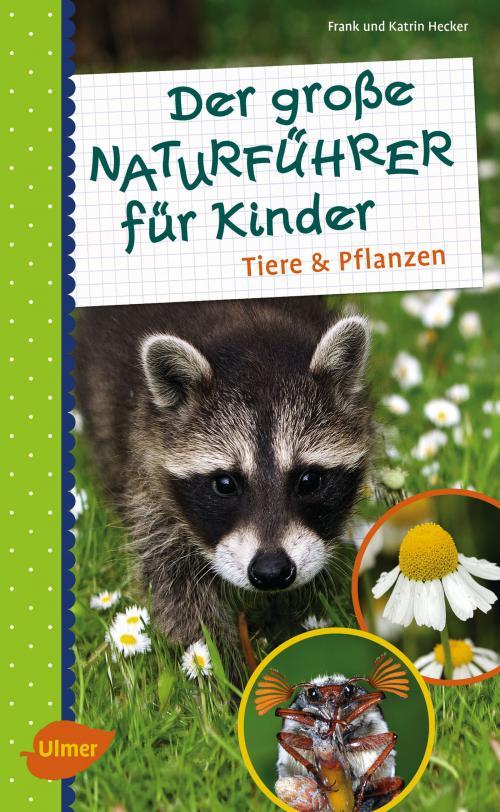 Der große Naturführer für Kinder cover