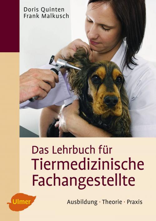 Das Lehrbuch für Tiermedizinische Fachangestellte cover