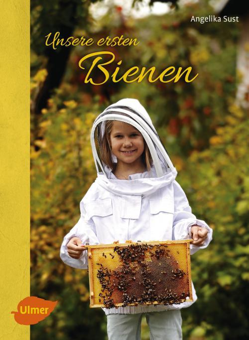 Unsere ersten Bienen cover