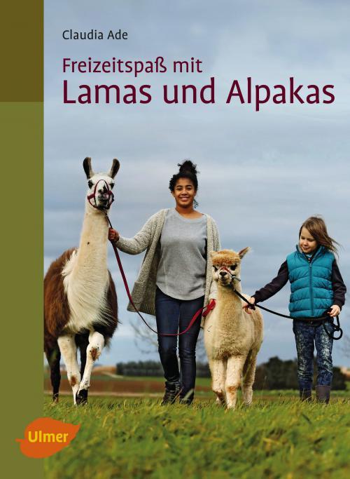 Freizeitspaß mit Lamas und Alpakas cover