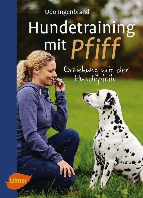 Hundetraining mit Pfiff cover