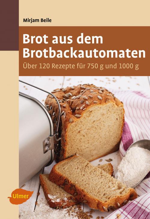 Brot aus dem Brotbackautomaten cover