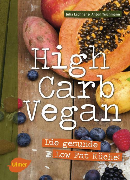 High Carb Vegan cover