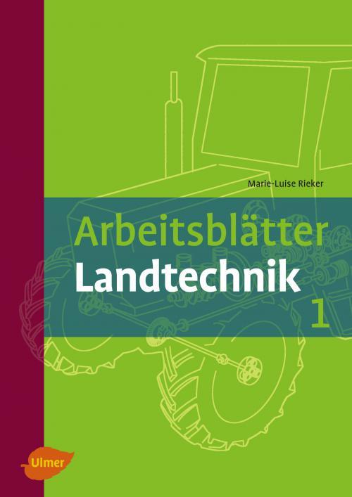 Arbeitsblätter Landtechnik 1 4.A. cover