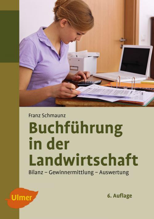 Buchführung in der Landwirtschaft cover