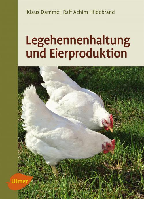 Legehennenhaltung und Eierproduktion cover