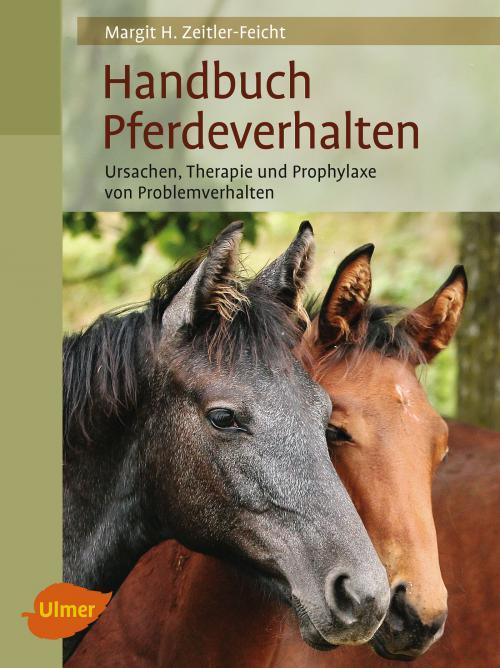 Handbuch Pferdeverhalten cover