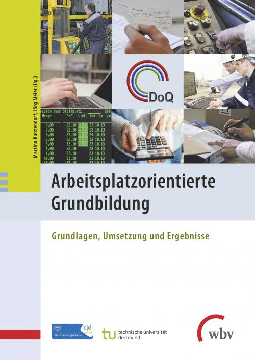 Arbeitsplatzorientierte Grundbildung cover