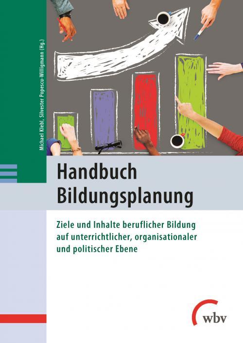 Handbuch Bildungsplanung cover