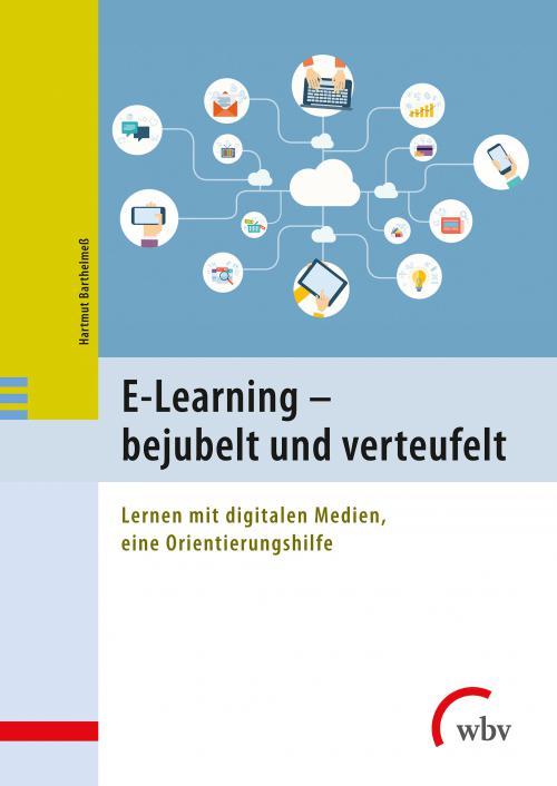 E-Learning - bejubelt und verteufelt cover