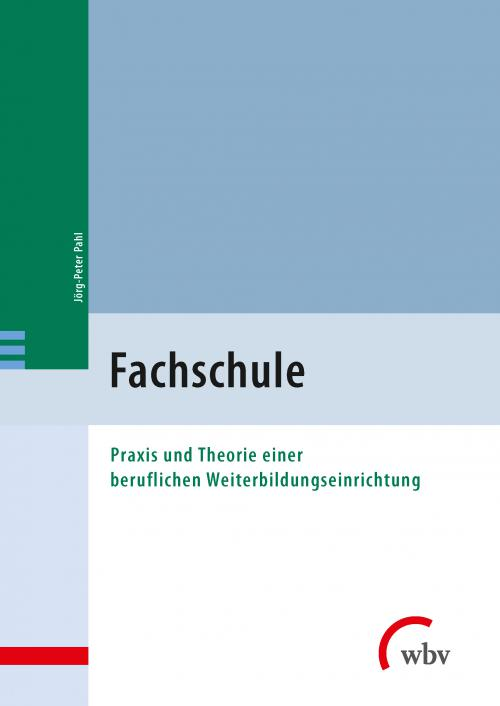 Fachschule cover