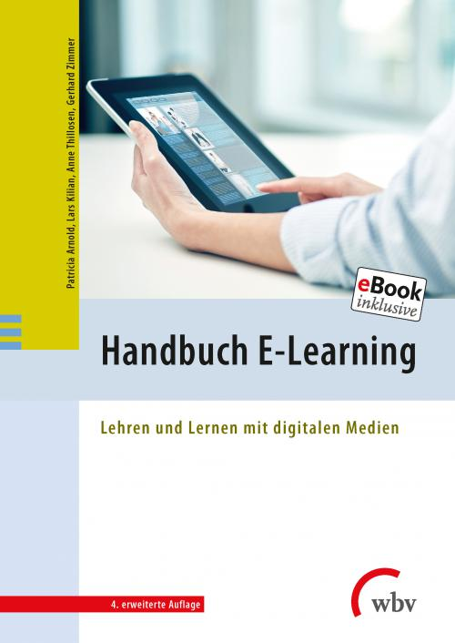 Handbuch E-Learning cover