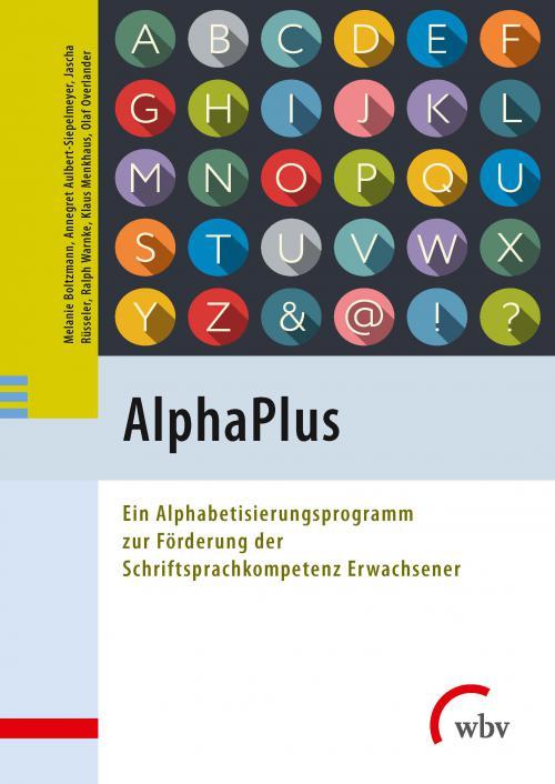 AlphaPlus cover