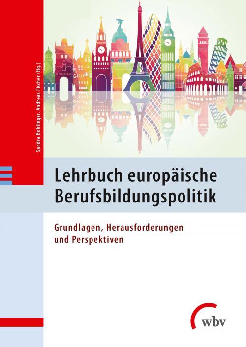 Lehrbuch europäische Berufsbildungspolitik cover