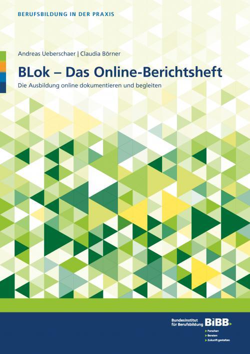BLok - Das Online-Berichtsheft cover