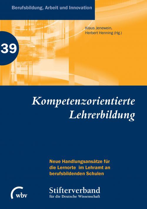 Kompetenzorientierte Lehrerbildung cover