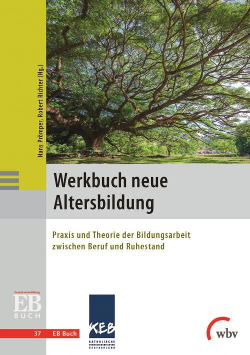 Werkbuch neue Altersbildung cover
