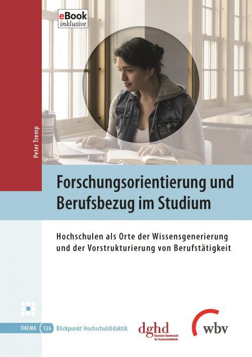 Forschungsorientierung und Berufsbezug im Studium cover