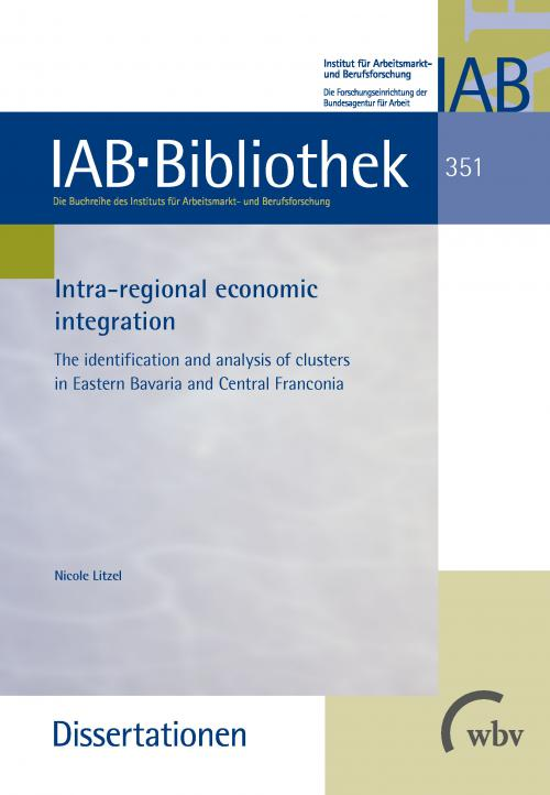 Intra-regional economic integration cover