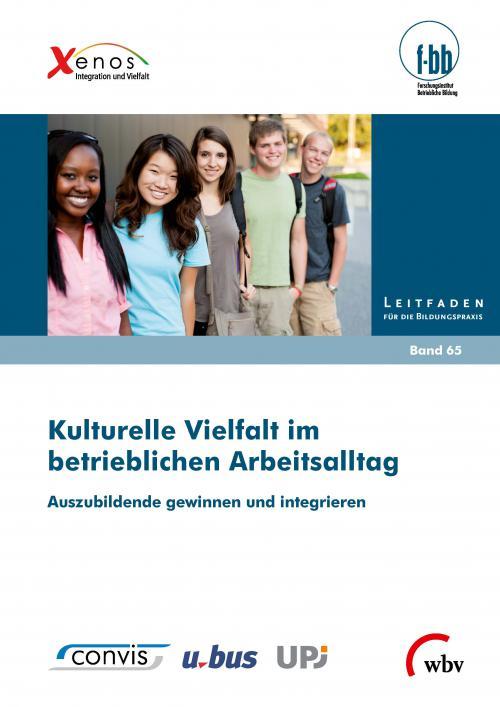 Kulturelle Vielfalt im betrieblichen Arbeitsalltag cover