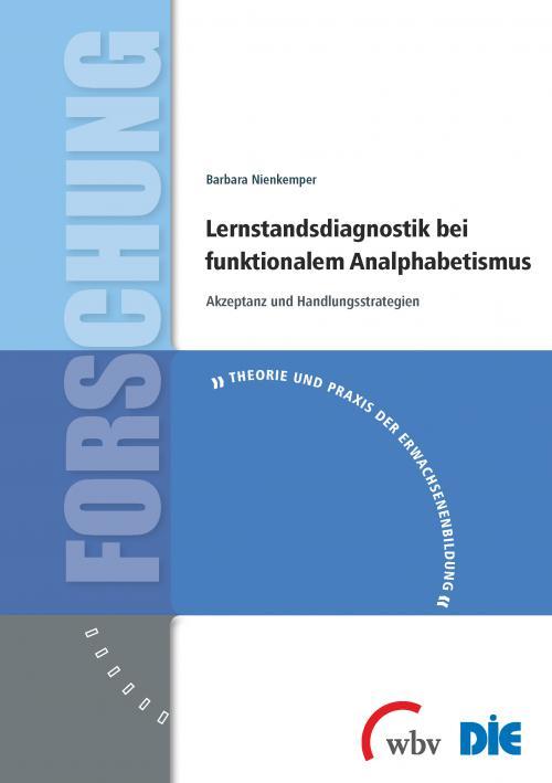 Lernstandsdiagnostik bei funktionalem Analphabetismus cover