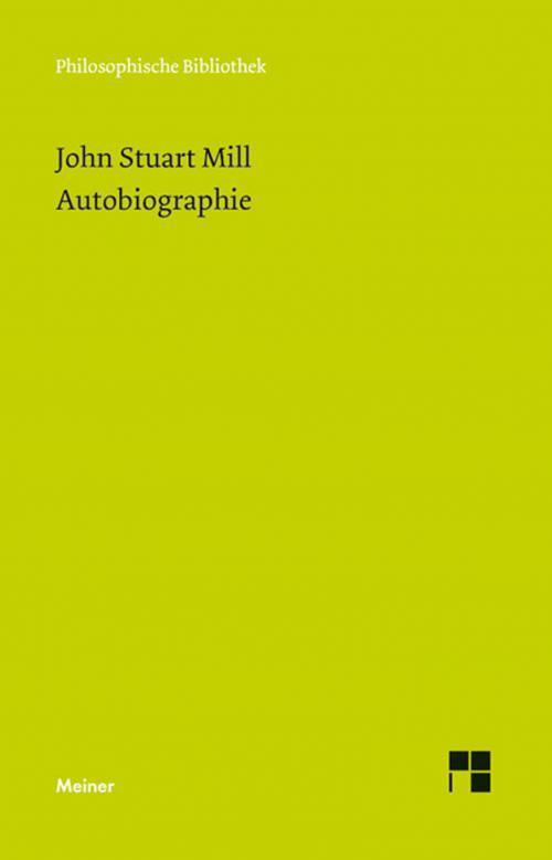Autobiographie cover