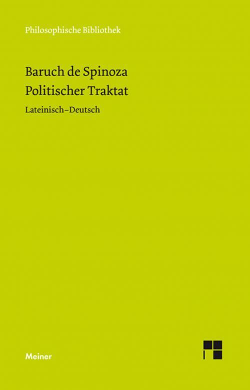 Politischer Traktat cover