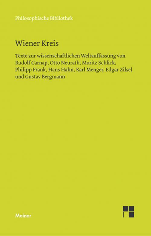 Wiener Kreis cover