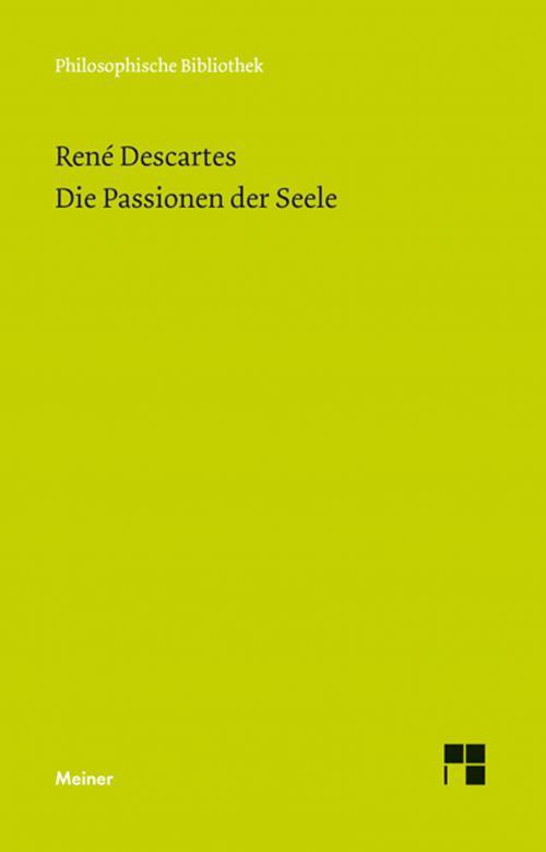 Die Passionen der Seele cover