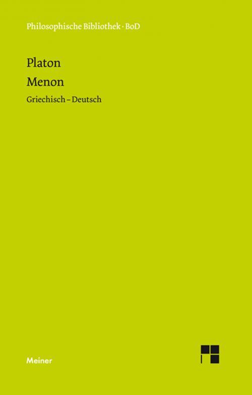 Menon cover