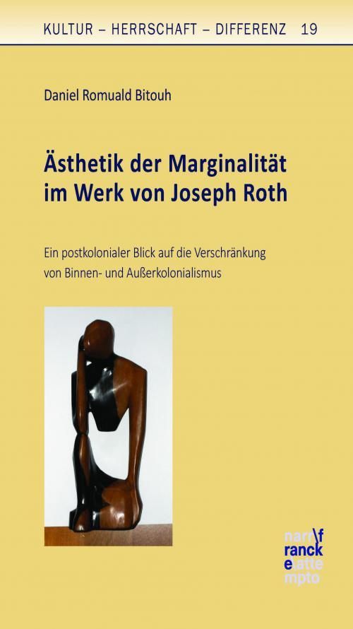 Ästhetik der Marginalität im Werk von Joseph Roth cover