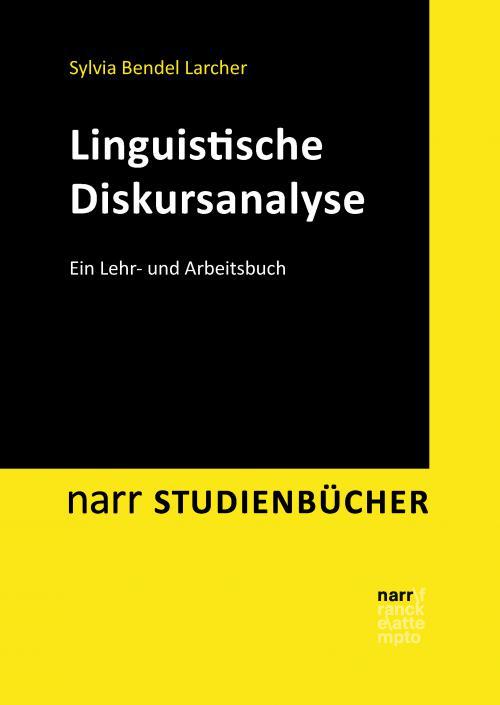 Linguistische Diskursanalyse cover