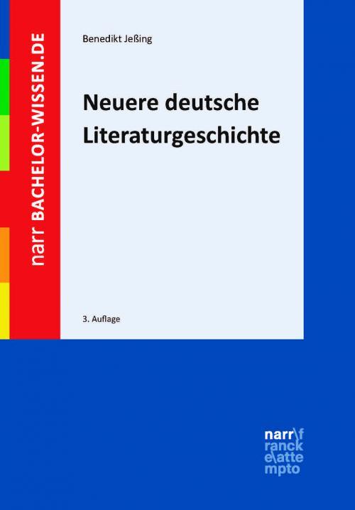 Neuere deutsche Literaturgeschichte cover