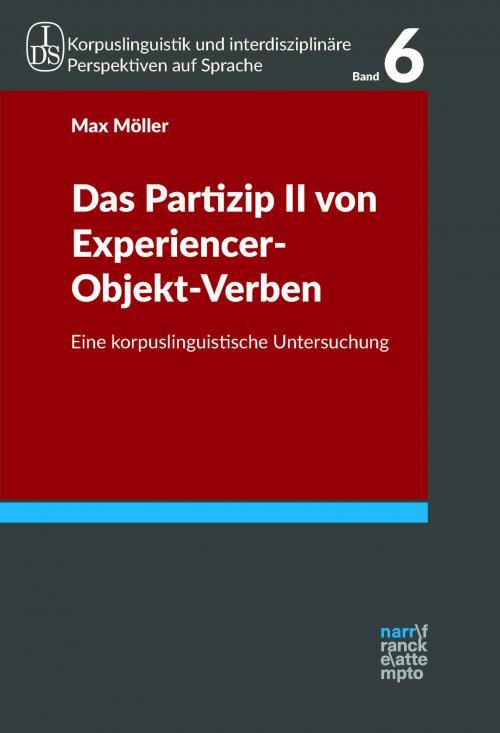 Das Partizip II von Experiencer-Objekt-Verben cover