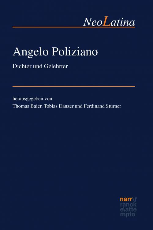 Angelo Poliziano cover