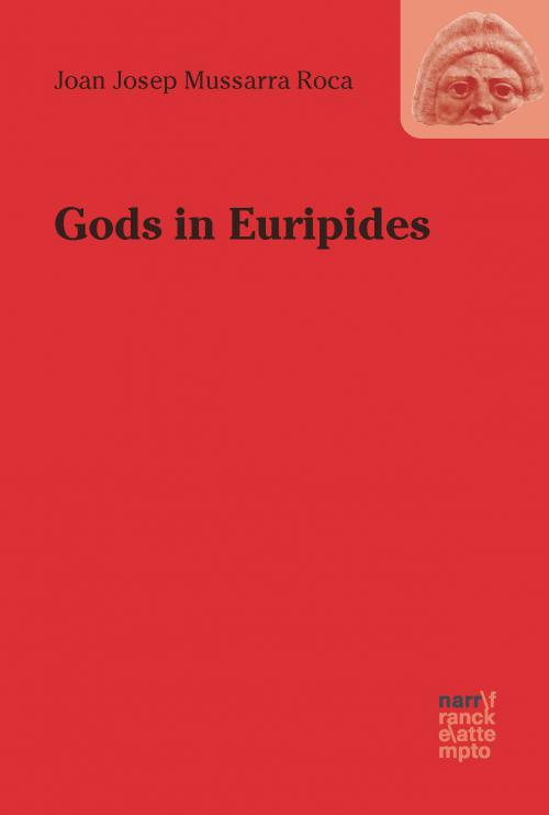 Gods in Euripides cover