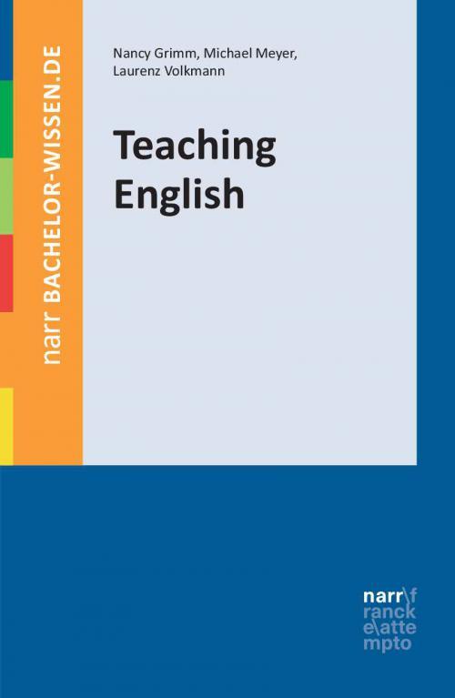 Teaching English cover