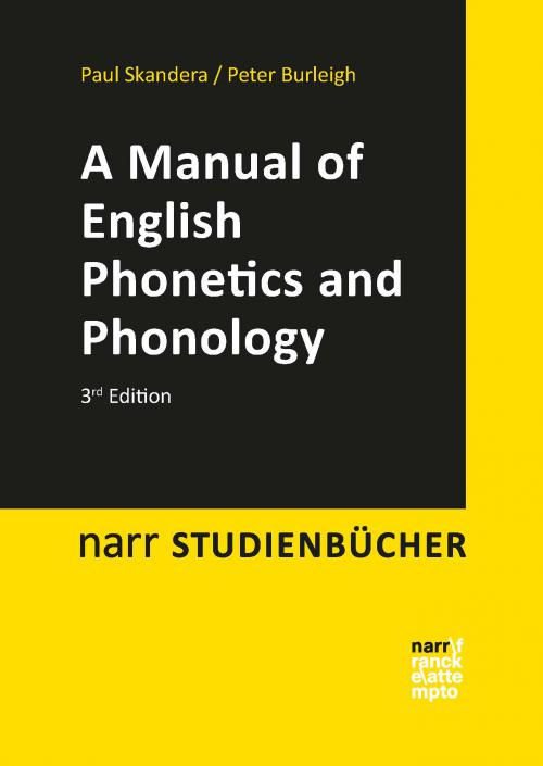 A Manual of English Phonetics and Phonology cover