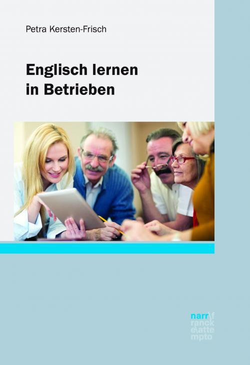 Englisch lernen in Betrieben cover