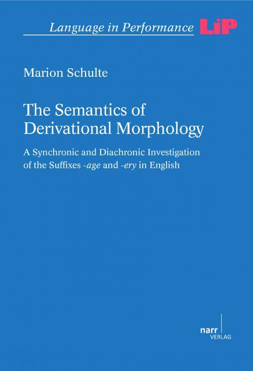 The Semantics of Derivational Morphology cover